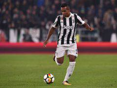 Infortunio Alex Sandro