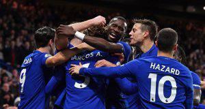 Chelsea-Nottingham Forest