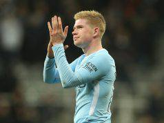 De Bruyne Real Madrid