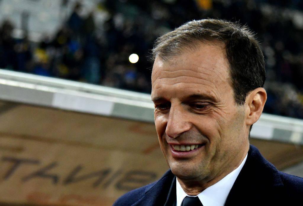 Allegri Crotone-Juventus