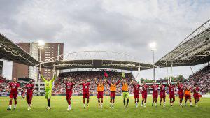 Eredivisie recupero