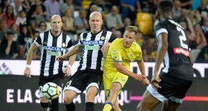 Chievo-Udinese