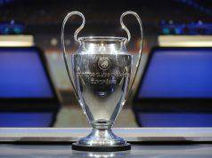 Champions League prima giornata