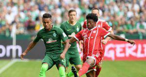 Werder Brema-Hertha Berlino