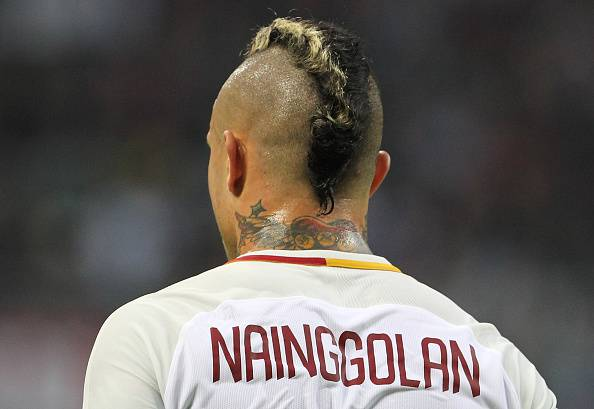 Mercato Roma, dalla Cina: Nainggolan ad un passo dal Guangzhou Evergrande