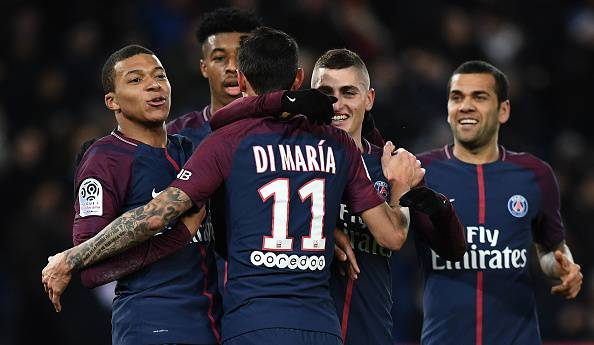 Ligue 1 21a giornata