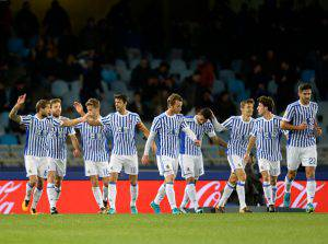 Real Sociedad-Deportivo La Coruna