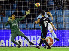 Celta Vigo-Real Madrid
