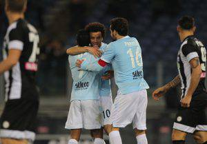 Voti Lazio-Udinese