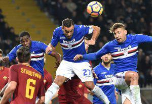 Voti Sampdoria-Roma