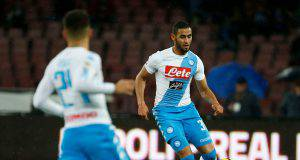 Ghoulam Manchester United