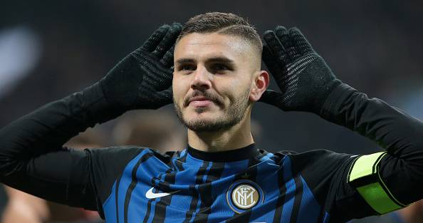 Icardi @ Getty Images