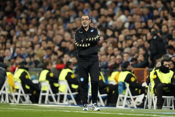 Sarri Real Madrid