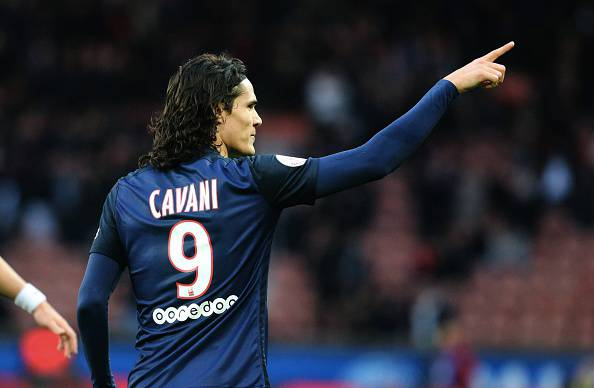 Cavani Atletico Madrid