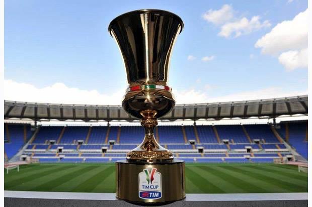 Coppa Italia: orari delle semifinali Juventus-Atalanta e Lazio-Milan