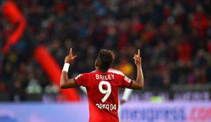 Bayer Leverkusen-Eintracht Francoforte