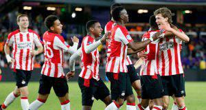 PSV Eindhoven-Tottenham