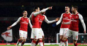 Arsenal-Atletico Madrid