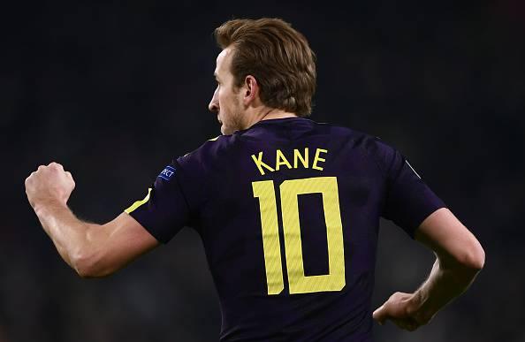 Kane Real Madrid