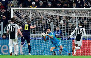 Voti Juventus-Tottenham