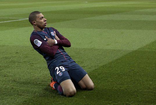 Mbappé Real Madrid
