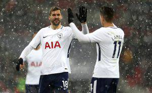 Tottenham-Rochdale