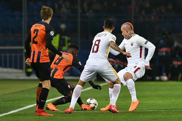 Roma-Shakhtar Donetsk