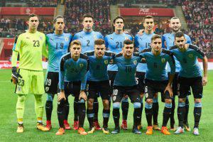 Egitto-Uruguay