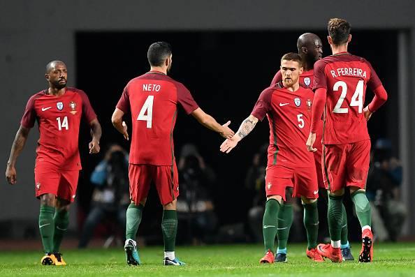 Portogallo-Algeria