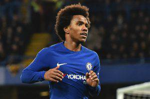 Willian Manchester United