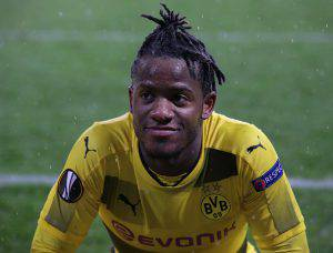 Infortunio Batshuayi