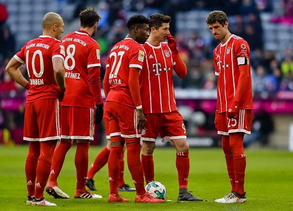 Bundesliga 26a giornata