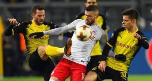 Salisburgo-Borussia Dortmund