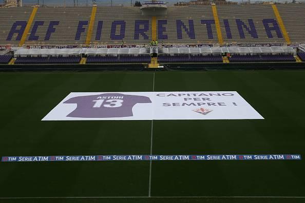Astori Fiorentina-Benevento