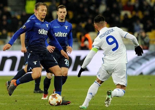 Voti Dinamo Kiev-Lazio