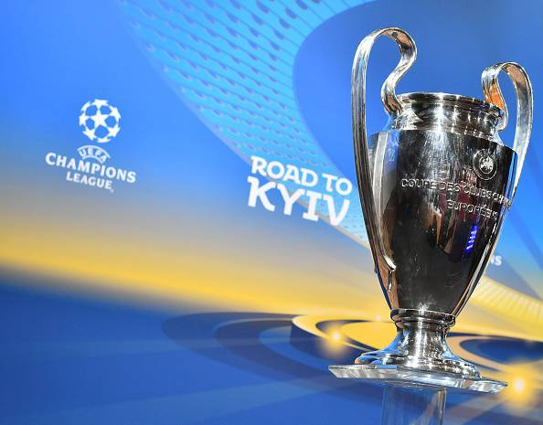 Calendario Quarti Di Finale Champions League.Calendario Champions League Ecco Le Date Dei Quarti Di Finale