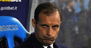 Panchina Juventus