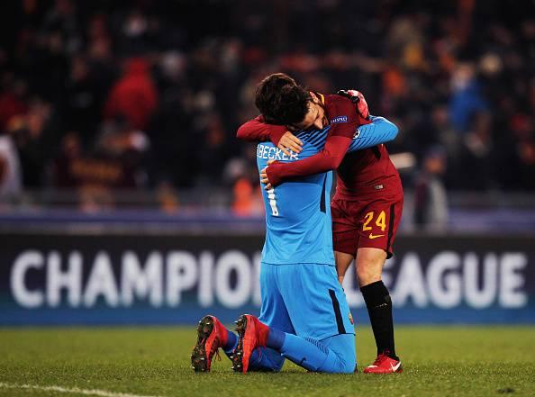 Champions, Barcellona-Roma 4-1: due autogol spianano la strada a Messi e co