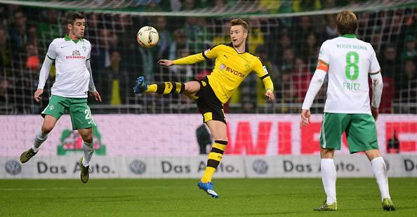Borussia Dortmund-Mainz