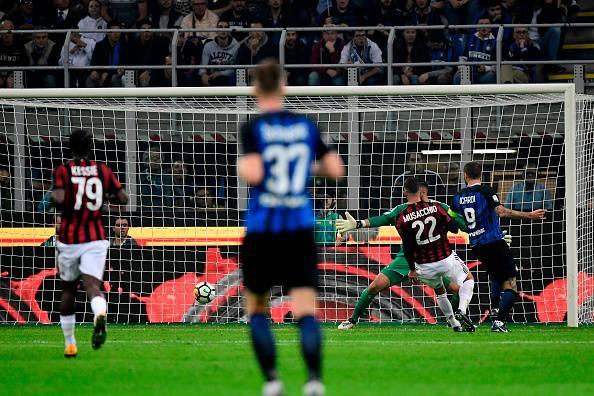 Voti Milan-Inter