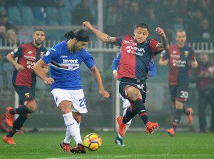 Voti Sampdoria-Genoa