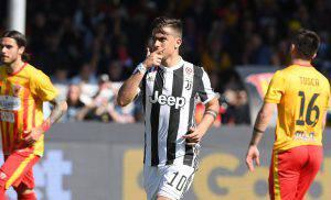 Voti Benevento-Juventus