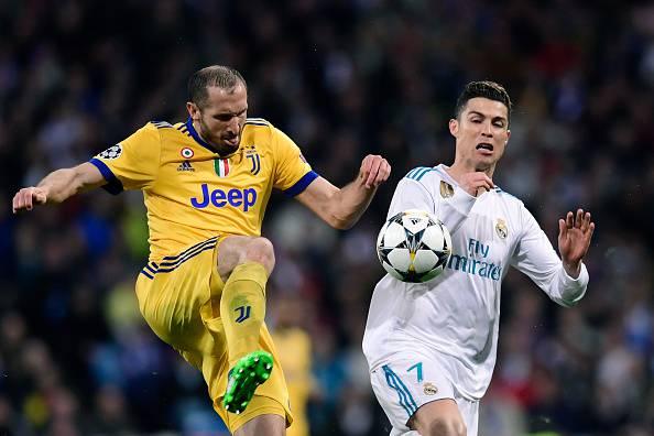 Voti Real Madrid-Juventus