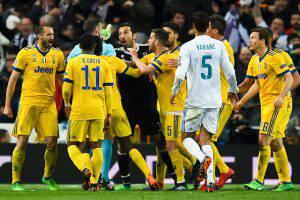 Real Madrid-Juve