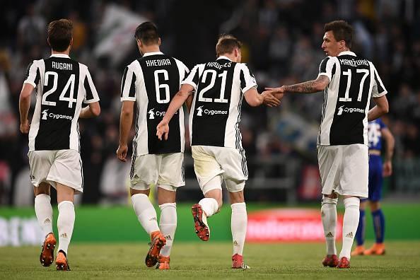 Serie A 36a giornata