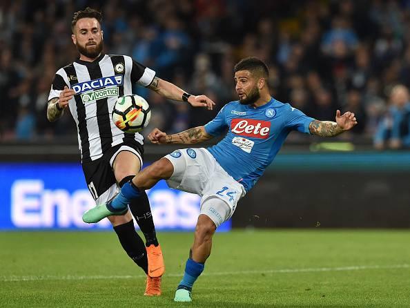 Voti Napoli-Udinese