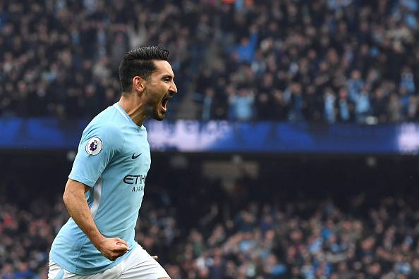 Gündogan Manchester City