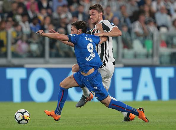 Bologna-Juventus Rugani