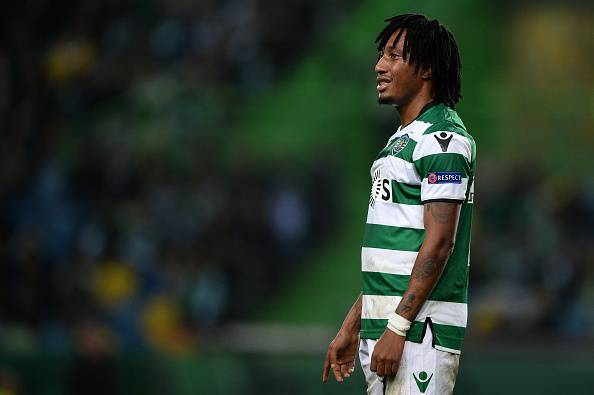 Gelson Martins Atletico Madrid