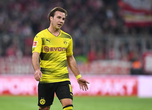 Borussia Dortmund-Eintracht Francoforte